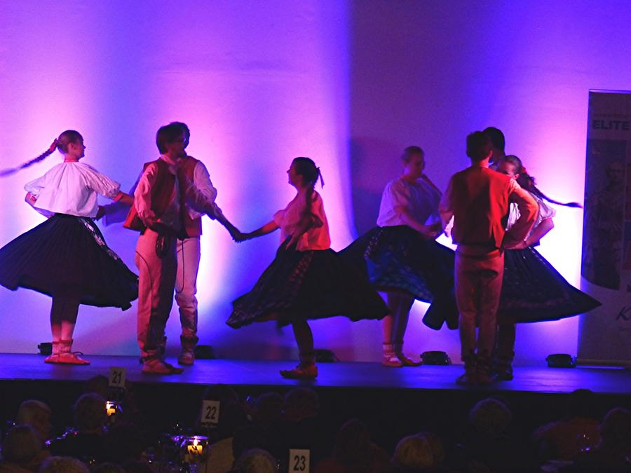 Gala dinner - Folklore group