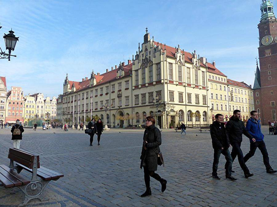 Wroclaw - New Town Hall