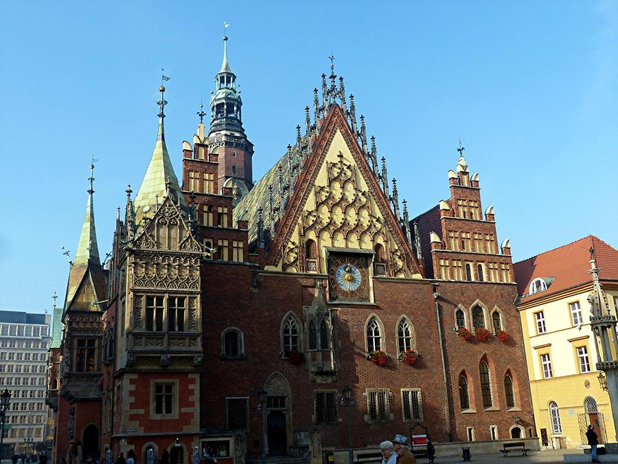 Wroclaw - Town Hall
