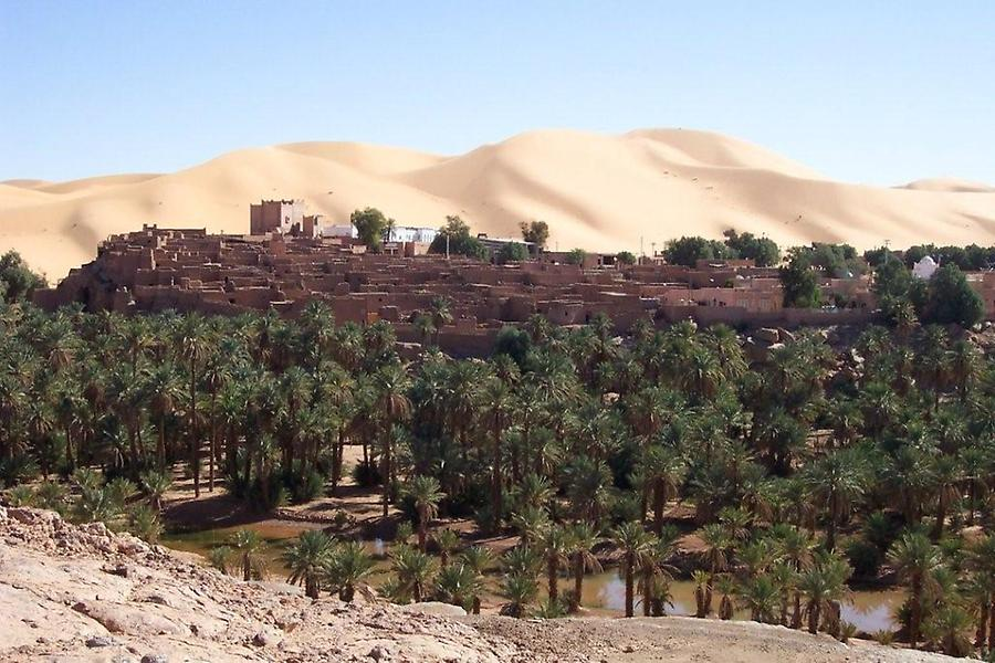 Oasis Village of Taghit (4)