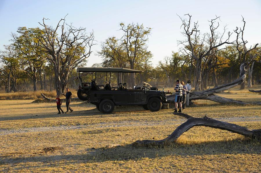 Moremi National Park