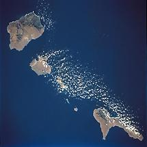 Islands, Cape Verde chain