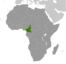 Cameroon in Africa