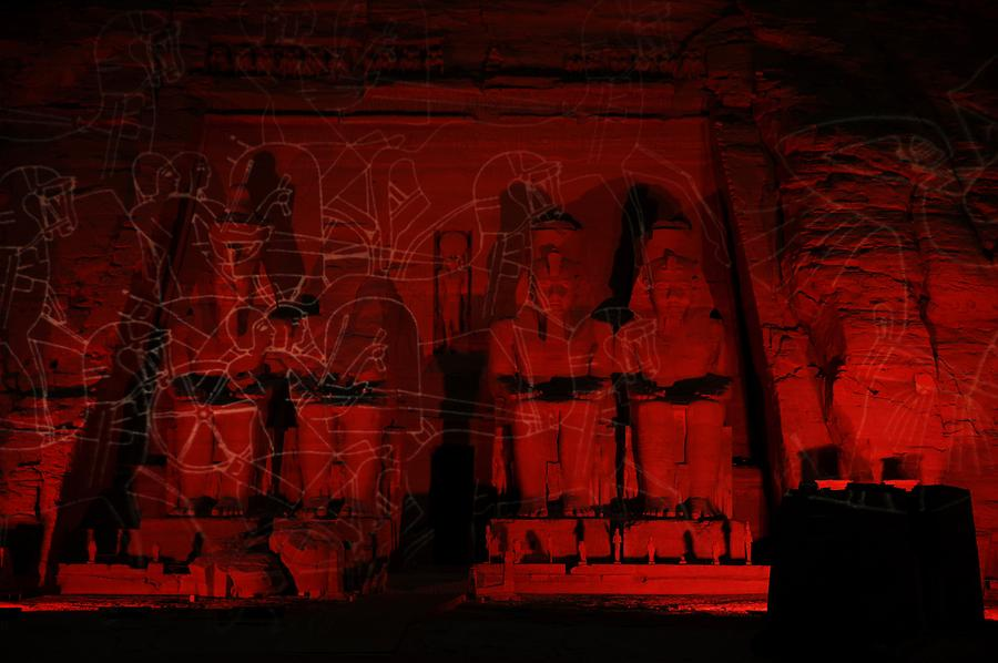 Abu Simbel - Sound and Light Show