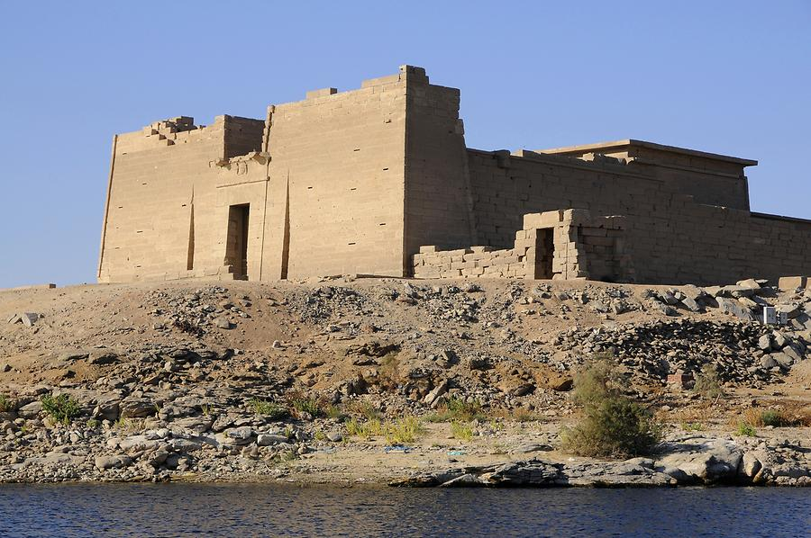 Lake Nasser - Temple of Kalabsha