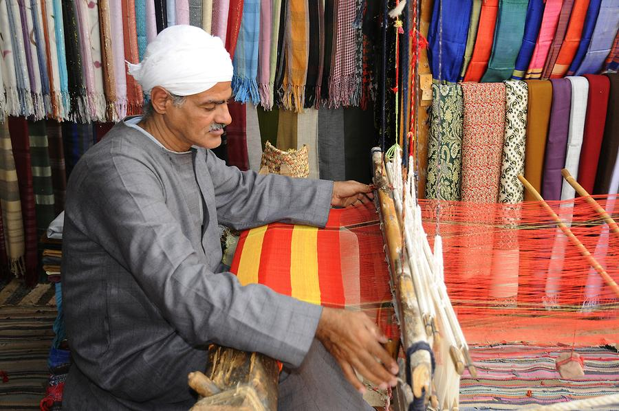 Nubian Village - Loom