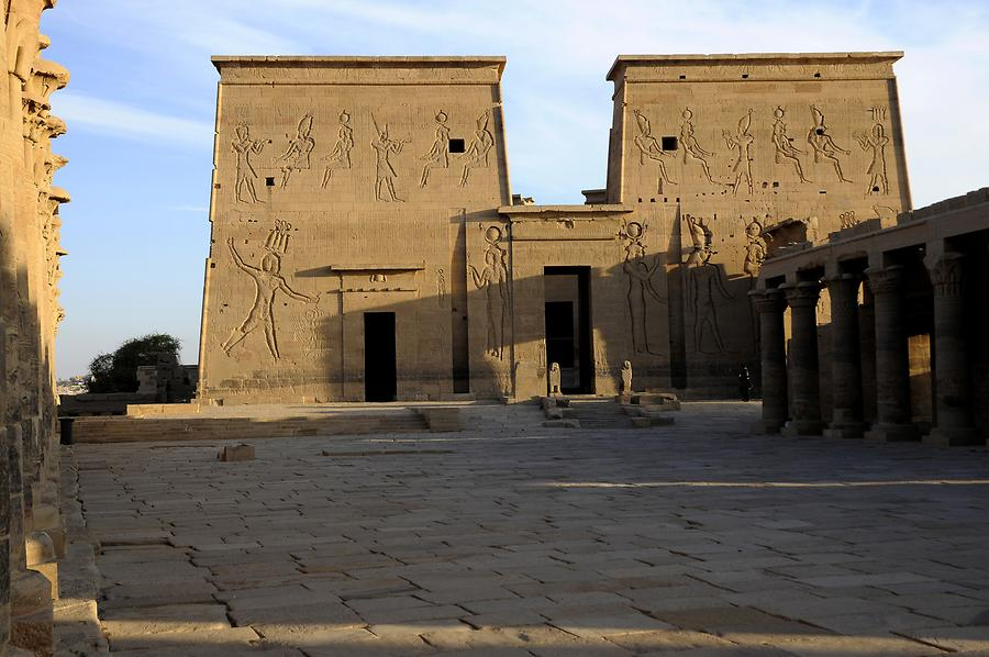 Philae Island - Temple of Isis