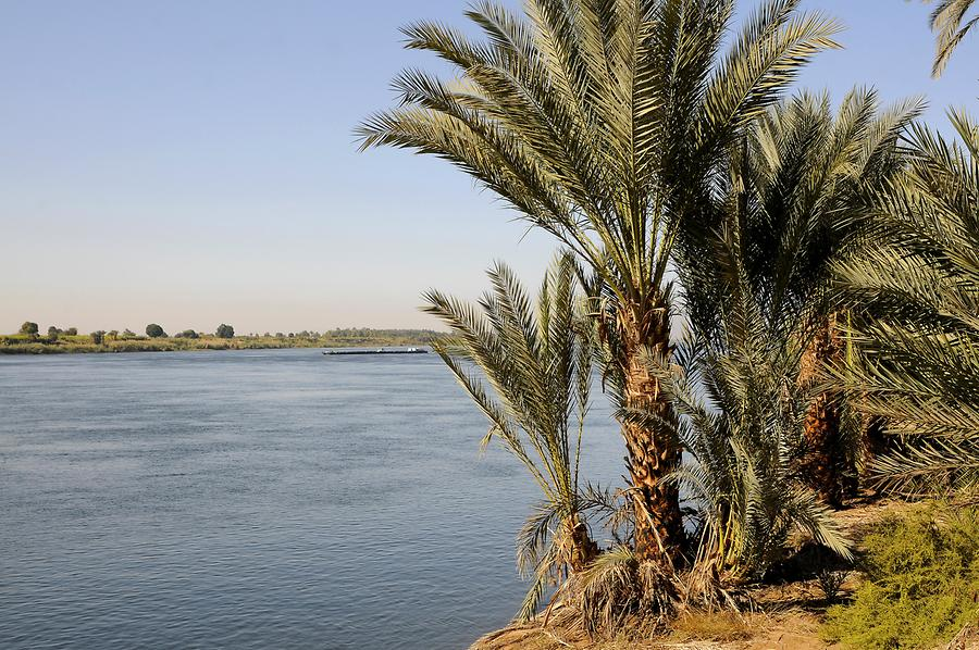 The Nile near Kom Ombo