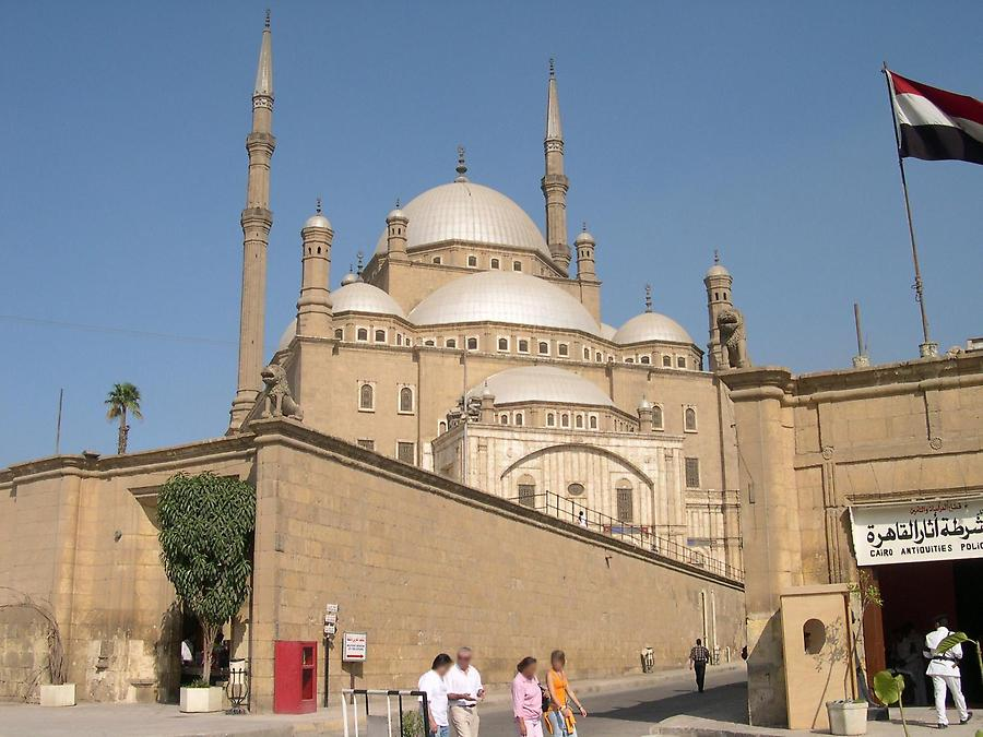Mosque of Mohamed Ali (2)