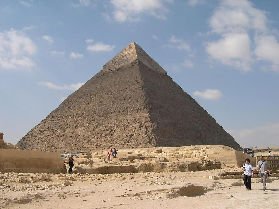 Pyramid of Khafre (4)