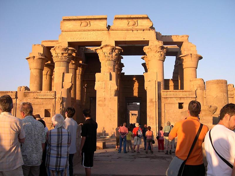 Temple of Kom Ombo (1)