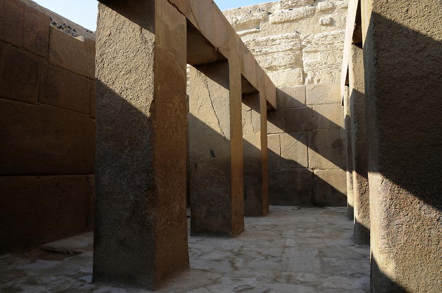 Khafre's Valley Temple