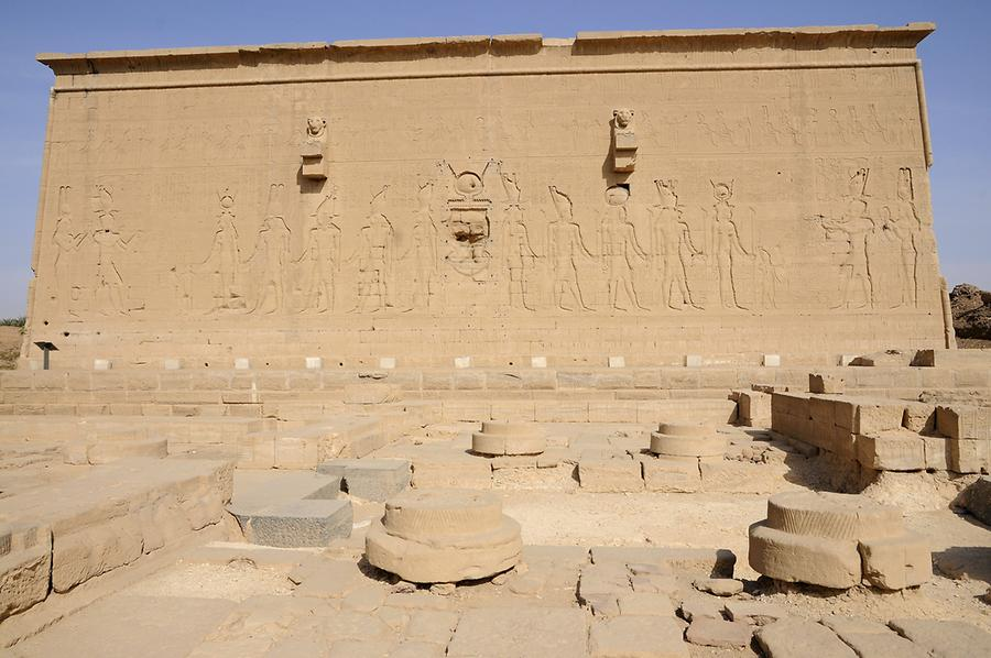 Temple in Dendera