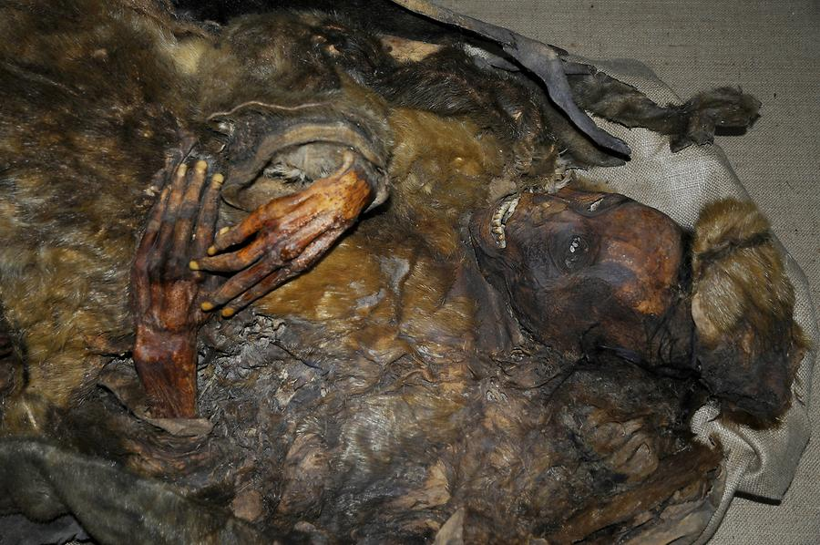 Egyptian Death Ceremonyy - Mummy