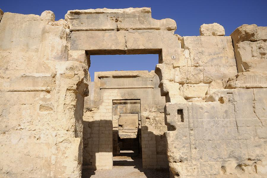 Siwa Oasis - Ruins of Aghurmi; Oracle of Amun