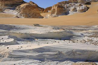 White Desert - Rock Arch (1)
