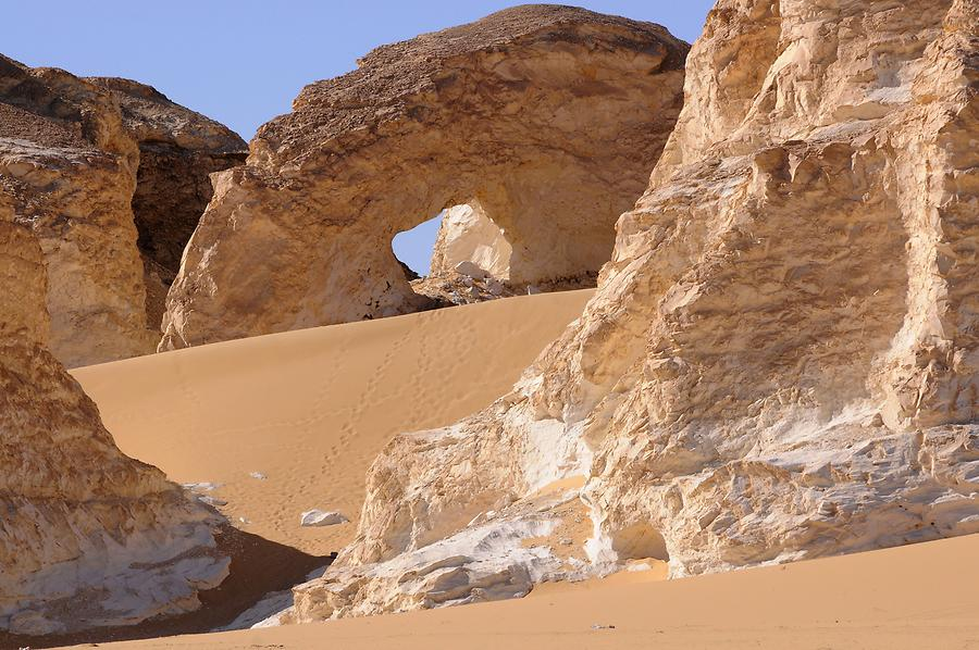 White Desert - Rock Arch