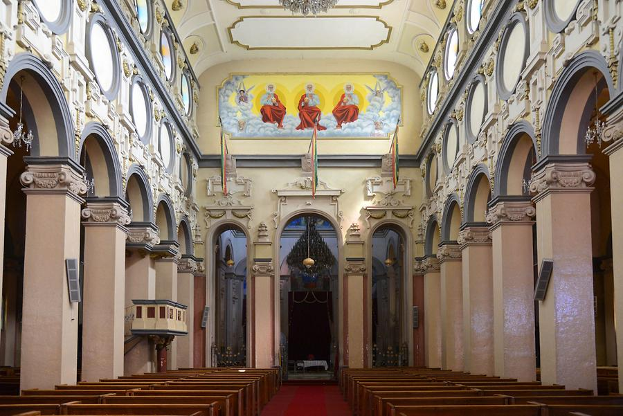 Holy Trinity Cathedral - Inside