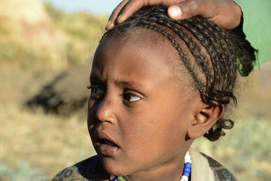 Tigray Hairstyle