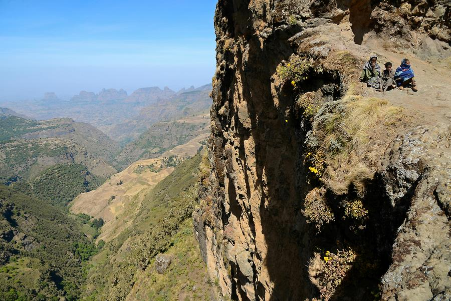 Simien Mountains NP