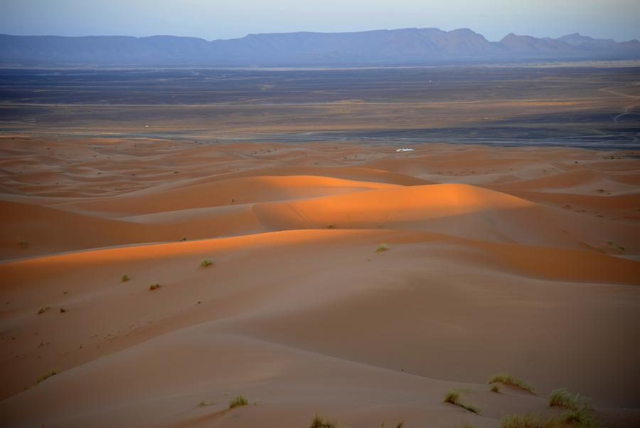Erg Chebbi - Sunrise