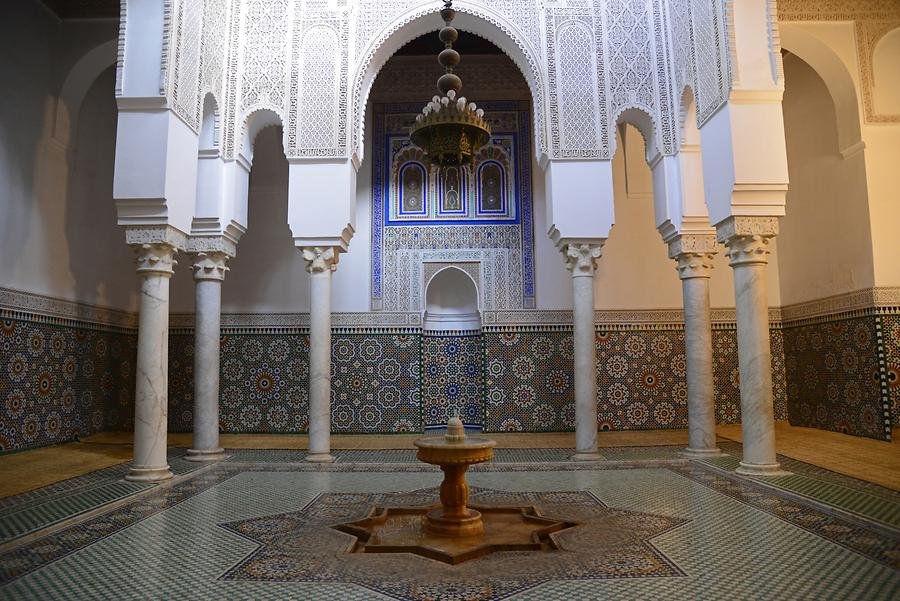 Meknes - Mausoleum of Moulay Ismail