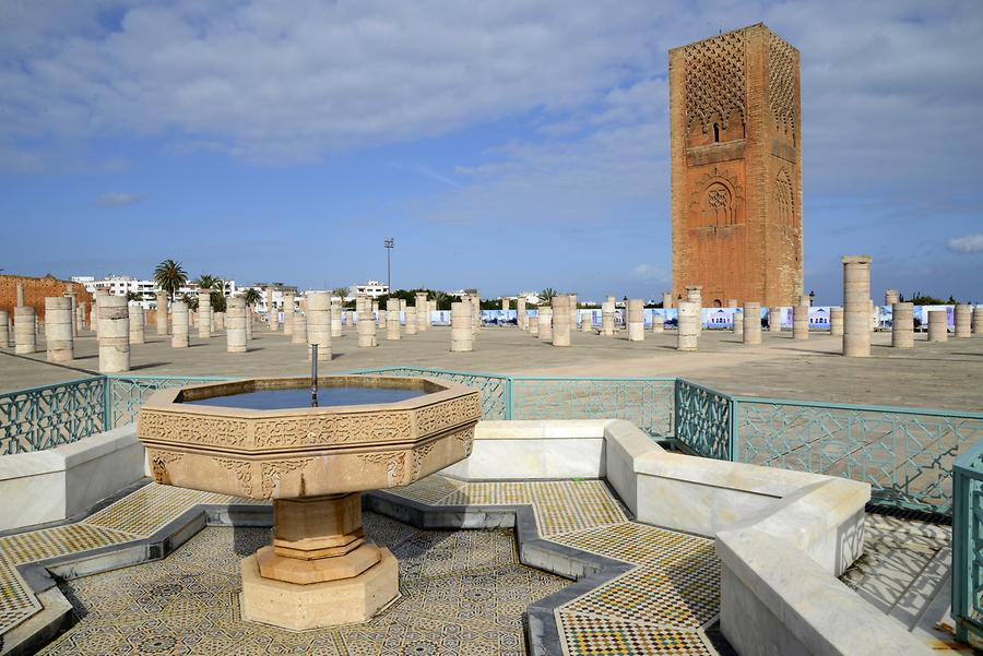Rabat - Hassan Tower