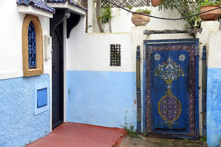 Rabat - Kasbah of the Udayas