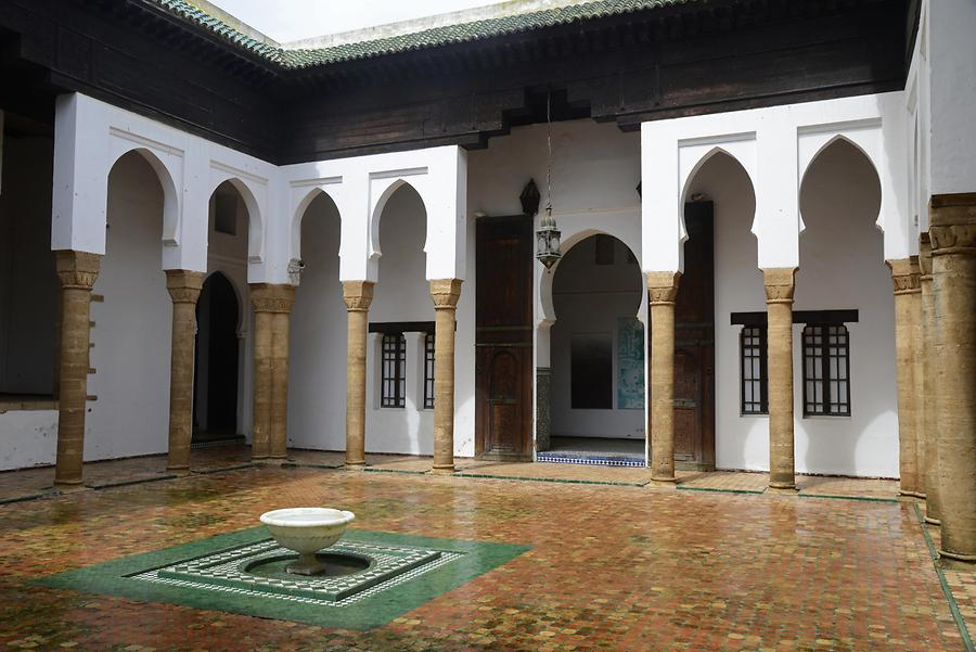 Rabat - Museum of Moroccan Arts
