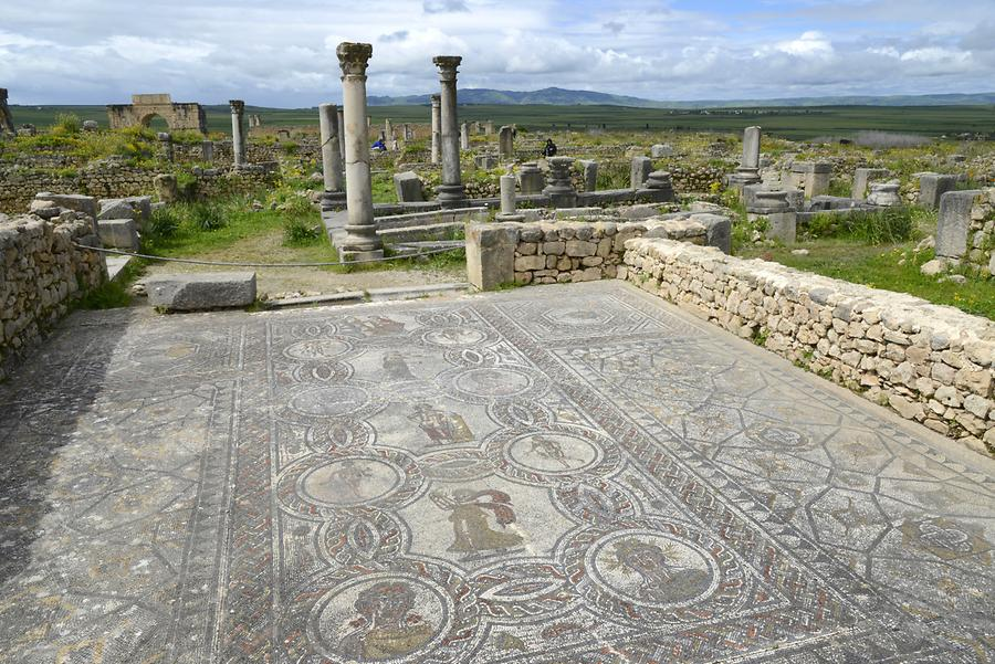 Volubilis - Atrium Houses