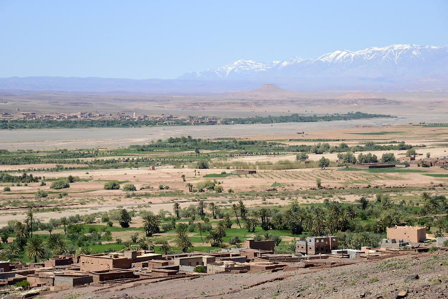 Valley of Ouarzazate