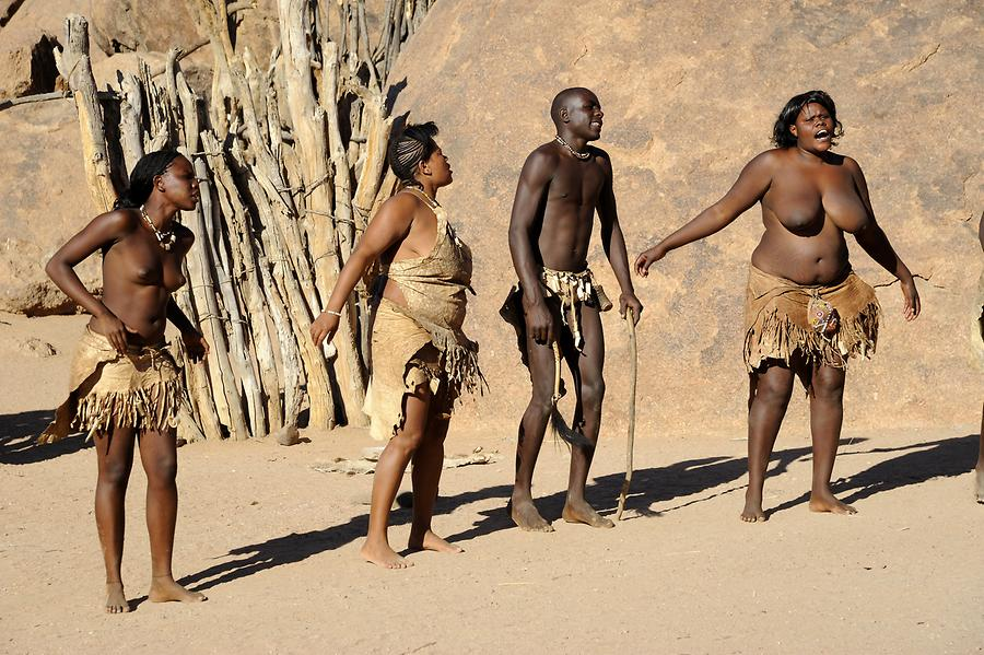 Damara Living Museum Dance