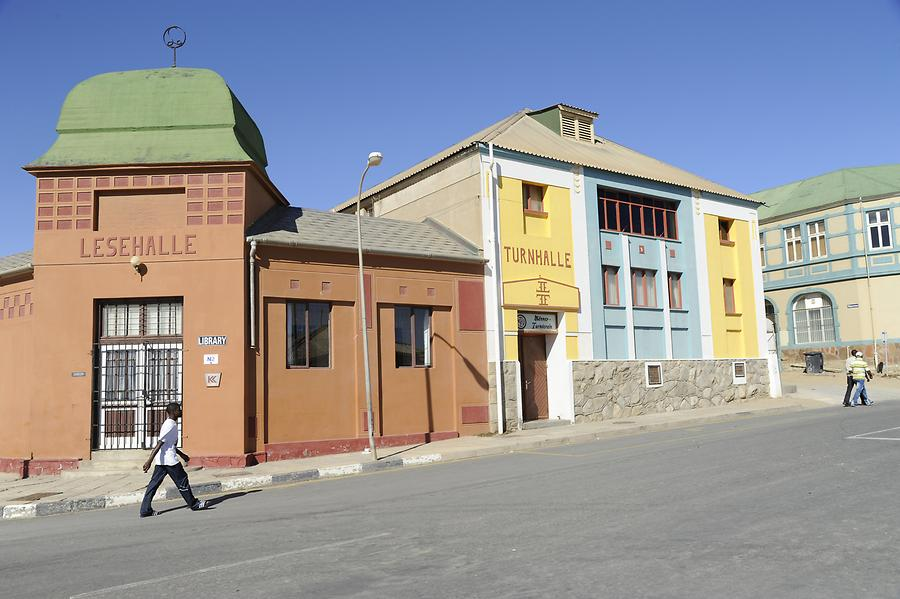 Lüderitz Gym