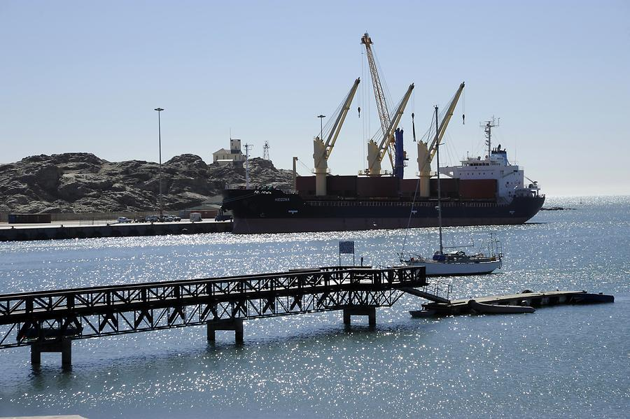 Lüderitz Harbour