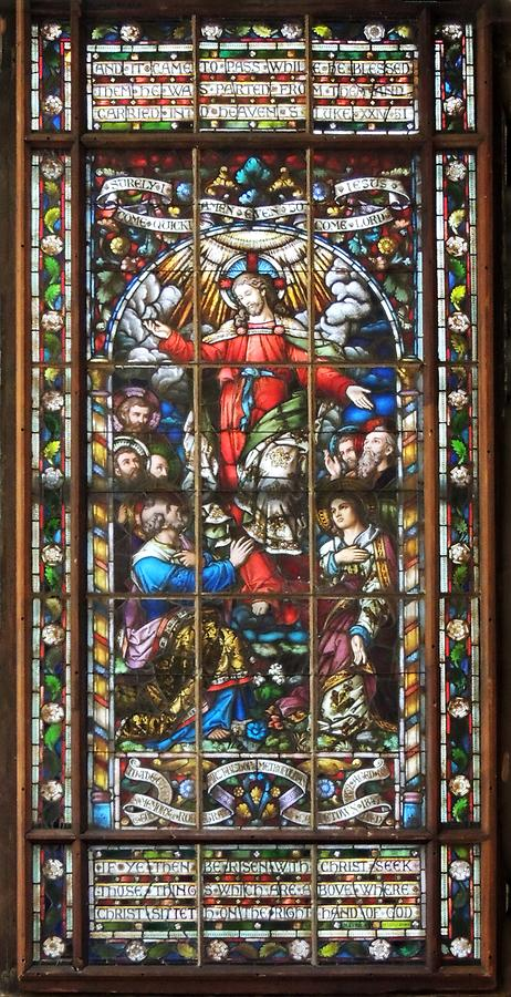 Stained-Glass Window