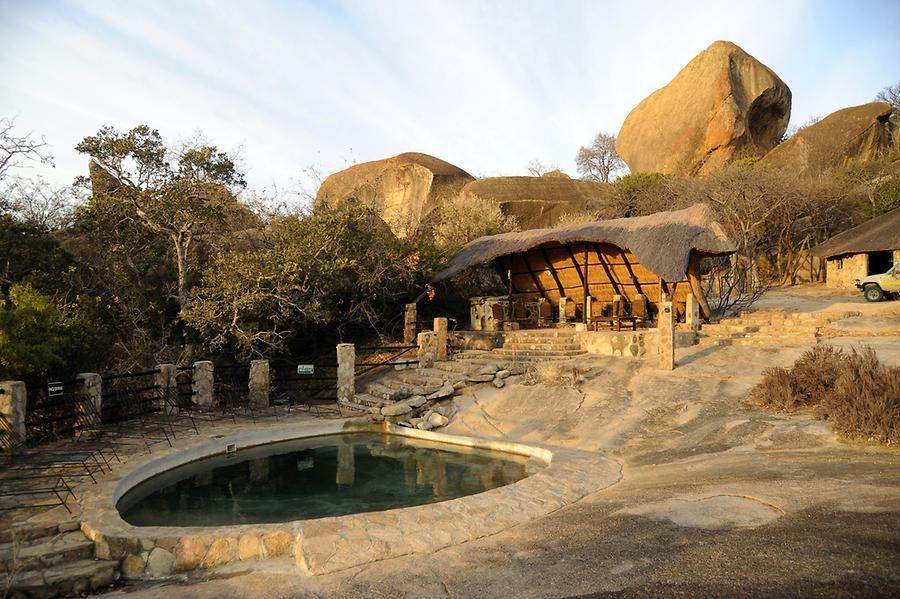 Big Cave Lodge