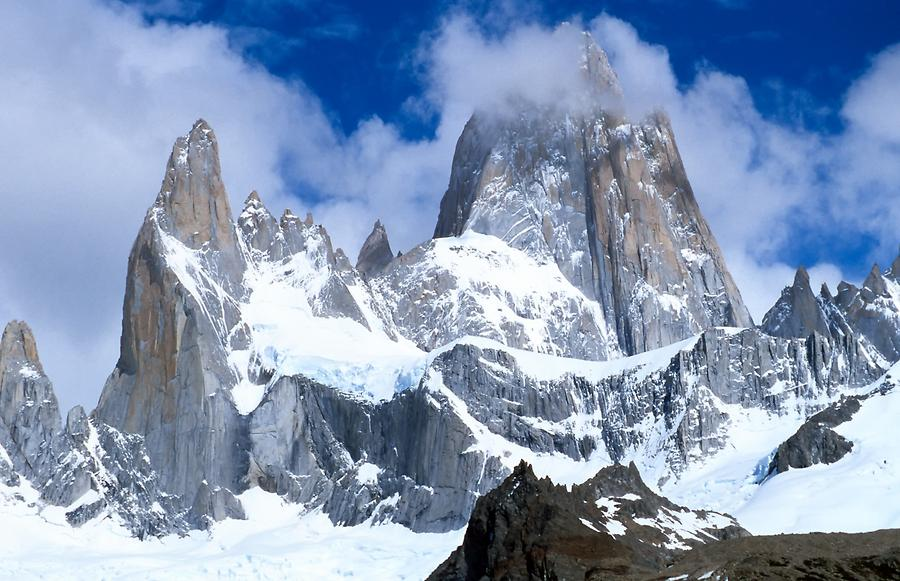 Trekking to Fitz Roy