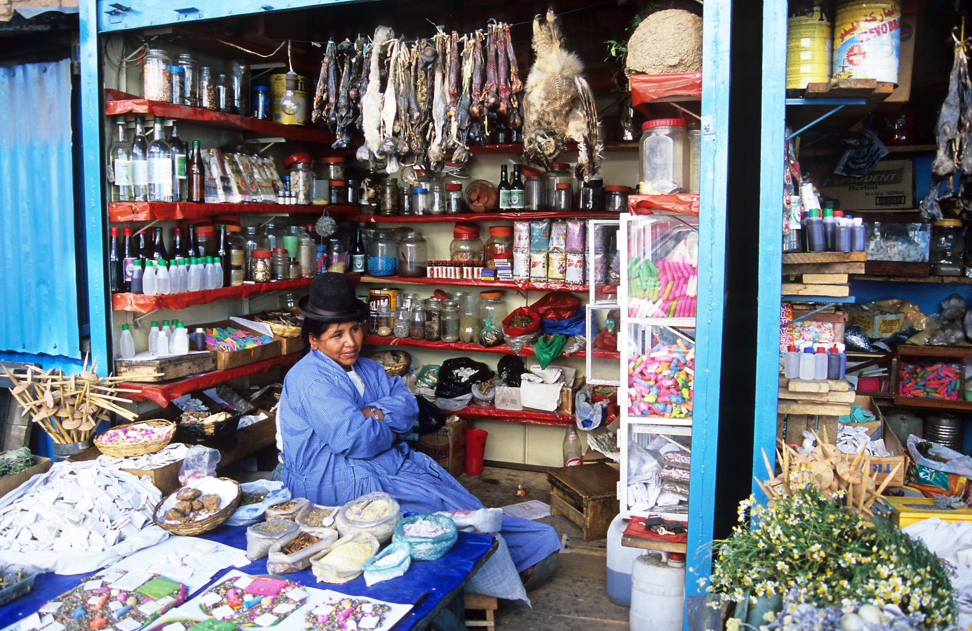 Witches Market Bolivia Pictures Bolivia In Global Geography