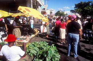 Kingston - Market