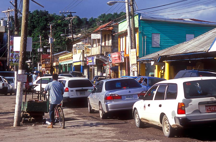 Port Antonio - Harbour Street