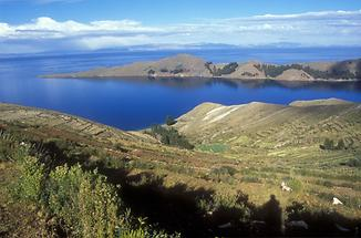 Lake Titicaca - 'Island of the Sun'