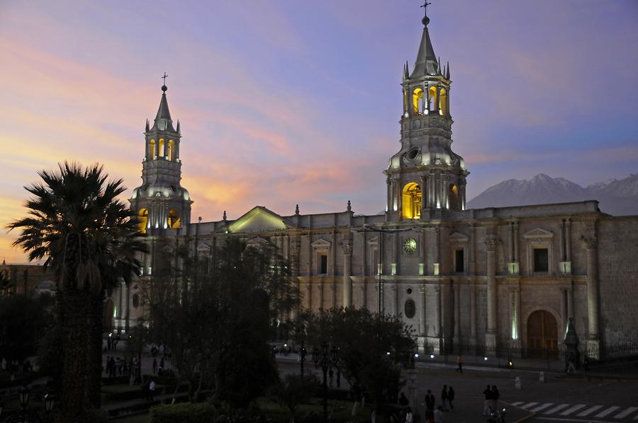 Arequipa - Cathedral