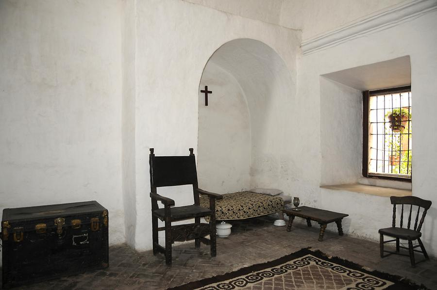 Santa Catalina Monastery - Living Space