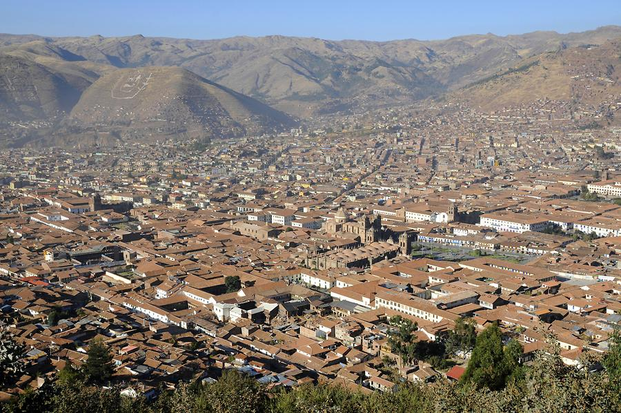 Cuzco - Panoramic View