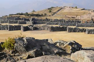 Sacsayhuamán - Fortification Wall (1)