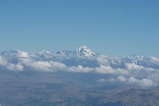 Andes Mountains