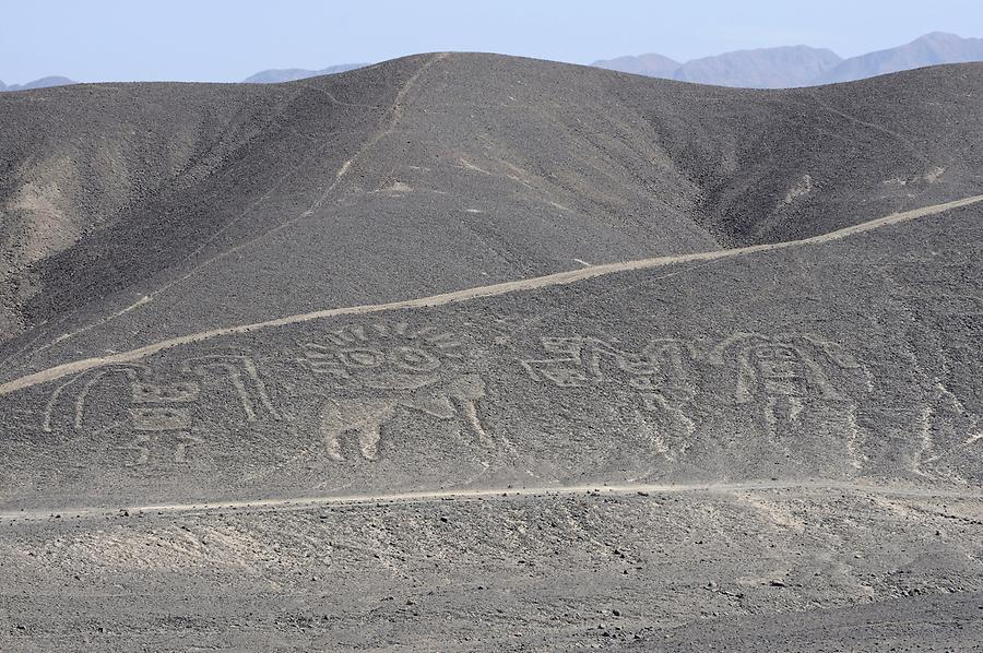 Lines and Geoglyphs