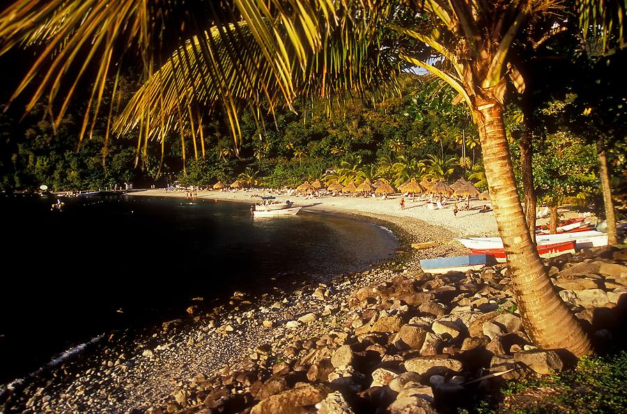 Pitons Bay - Jalousie Beach