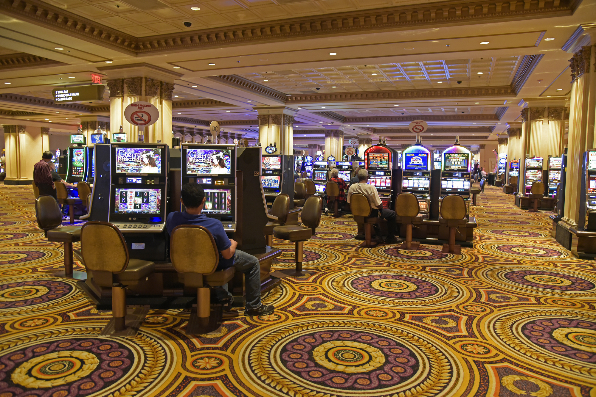 Tropicana has always been an innovator of games for the casino floor, with a selection of over games that surpasses that of other Atlantic City casinos.We offer an enticing variety of the newest slots as well as the classics, set in areas with engaging themes.