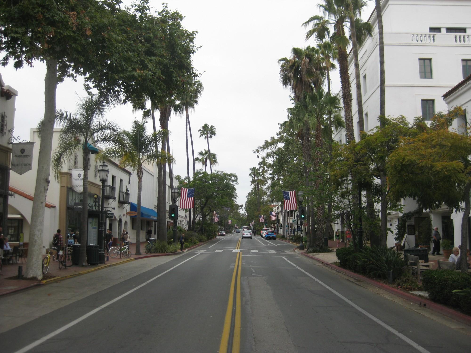 Travel & Adventures: Santa Barbara. A voyage to Santa